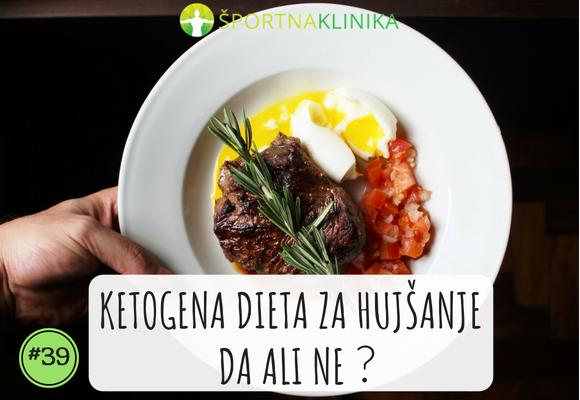 Ketonska dieta za hujšanje - da ali ne?