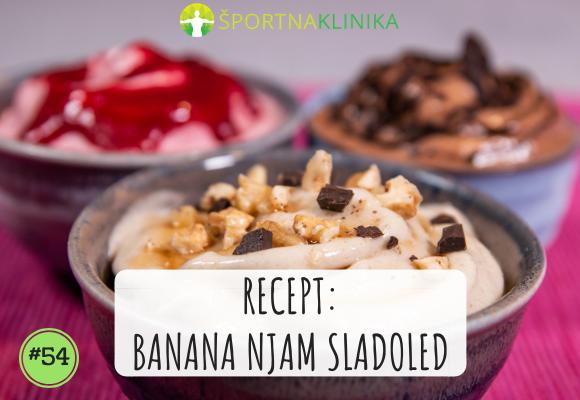 Recept: Banana Njam